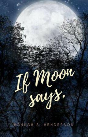 If Moon Says. [YoonMin] by LuShi2704