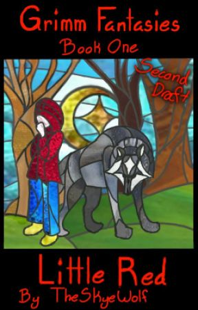 [EDITED]Grimm Fantasies: Little Red by TheSkyeWolf