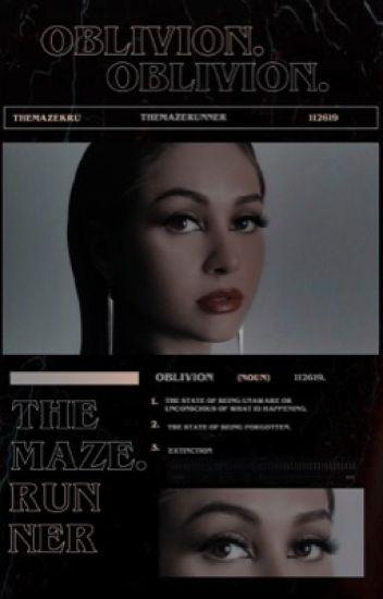 oblivion, the maze runner
