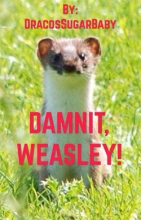 Damnit, Weasley! by DracosSugarBaby