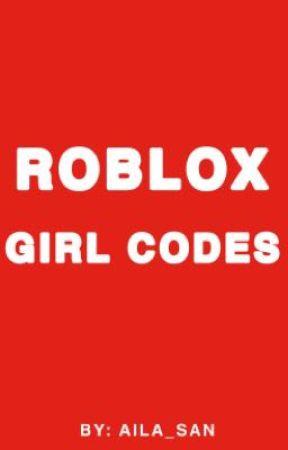 Roblox Girl Codes Hair Codes Wattpad
