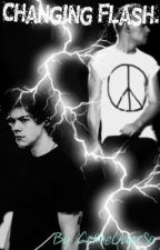 Changing Flash. (A Lirry FF) by CelineOderSo