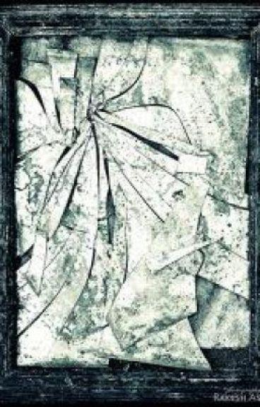Broken Glass by gimmenutella