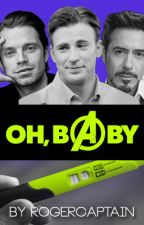 Oh, Baby  (Steve Rogers x Reader) by RogerCaptain