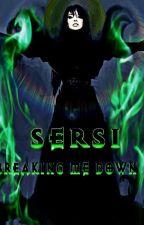 SERSI - BREAKING ME DOWN / VOL.2 - STEVE ROGERS / EDIT by Ale-ravenblack