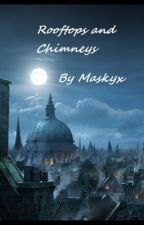 Rooftops and Chimneys by Maskyx