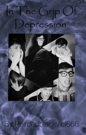 In The Grip Of Depression by Peircedblackviel666
