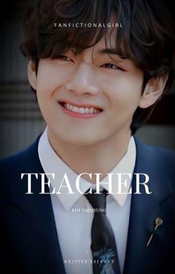 taehyung |teacher•