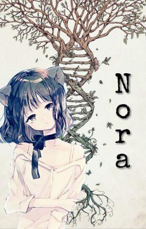 NORA by yaneette