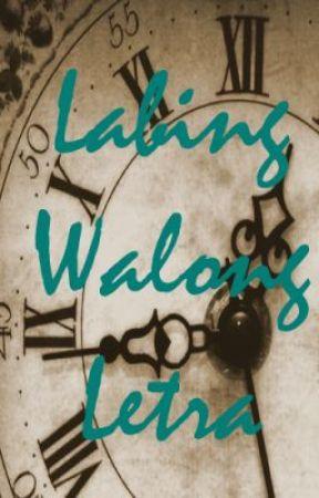 Labing Walong Letra by ThePurpleBaller