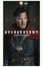 Avengersowy Chat Z X-Menami by Sweet_Love_Ledger