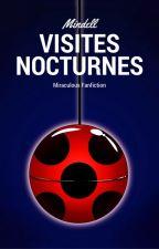 Visites nocturnes - Miraculous Fanfiction by Mindell