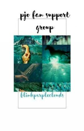 PJO fan support group by ThePJO_HOOSquad