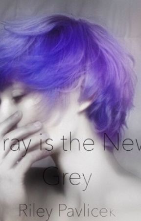Grey is the New Gray by Heykidwantsummemes