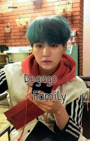 De Gago Family by klydeu-