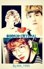 OCEAN CRYSTAL ||• BAEKHYUN OC by JiSung_StrayKidss