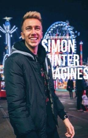 SIMON MINTER IMAGINES by merrow2003