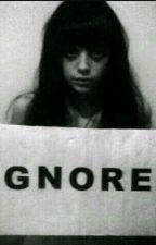 The Ignored Girl  by simmeringaahana
