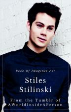 Stiles Stilinski Imagines by KissMeCaiti96