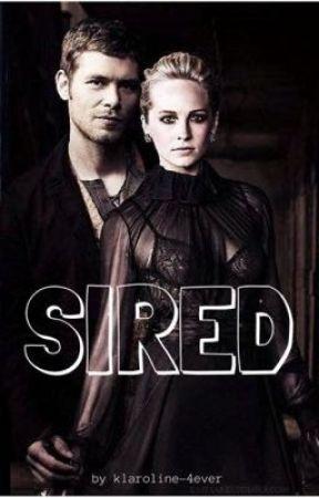 Sired (Versão Portuguesa) by klaroline-4ever
