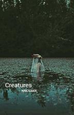 CREATURES ; THIAM by -laufeyson-