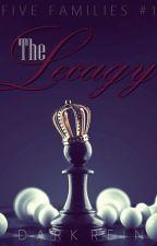 Gangster Girl to Mafia Princess(Mafia Families #1) by Choey_Choffee