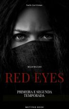 Red eyes C.G  by sanguinaria12