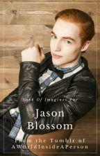 Jason Blossom Imaignes by KissMeCaiti96