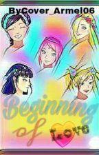 Beginning of love by Armel06