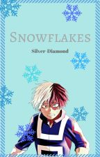 Shouto Todoroki X Reader ❄️Snowflakes❄️ BNHA by Silver-Diamond