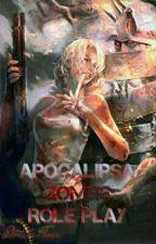 Apocalipsa zombie 2:Role play  by Myako-Taru