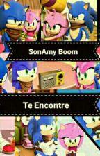Te Encontré (sonamy)  by AmeliaAmyRose
