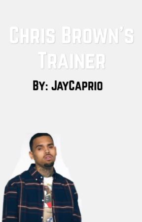 Chris Brown's Trainer by JayCaprio