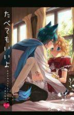 Caperusito rojo y el lobo (Kaito×Len) by Mau-chan