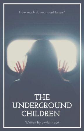 The Underground Children by BlueSkylarBlue