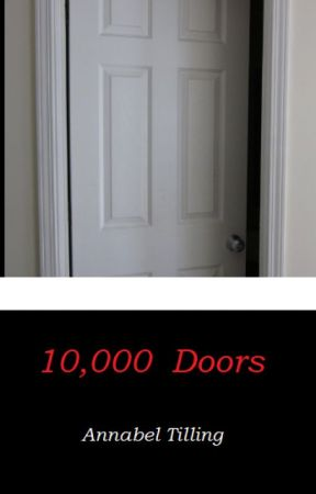 10,000 Doors by winged_backpack