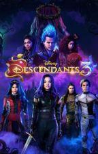 Descendants  by pisinoe13
