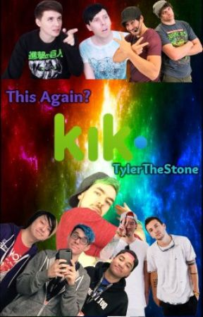 This Again? (Fandom Kik) by TylerTheStone