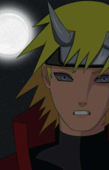Naruto ninja dorado.