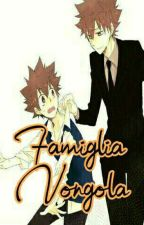 Famiglia Vongola  by YueChan083