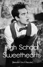 High school sweethearts (Brendon Urie X Reader)  by PanicAtTheFallOutSPN