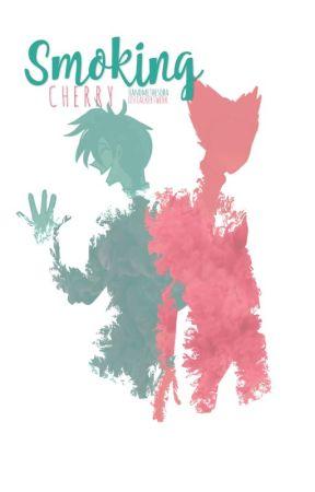 Smoking Cherry(Garou x reader x Suiryu) by HandMeTheSoba