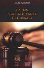 Cartas a un estudiante de derecho by Martha_Rdz