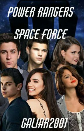 Power Rangers Space Force (Gokaiger's Adaptation) by Galiar2001