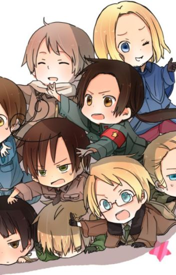 Hetalia X Quiet Country Reader