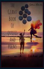 The Giant Book of Quotes and Poems by Ponycorns_147