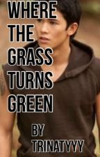 Where The Grass Turns Green -Seth Clearwater fanfic by TRINATYYY