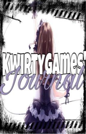 Kwirty's Journal: Three by KwirtyGames