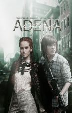 Adena; Carl Grimes [the walking dead] by -queenlou
