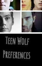 Teen wolf preferences by maky100